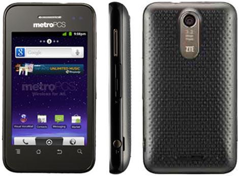 ZTE Score M smartphone