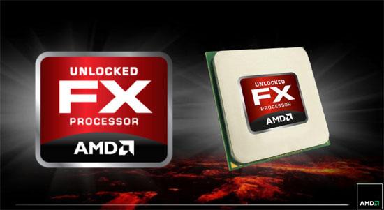 AMD FX CPU