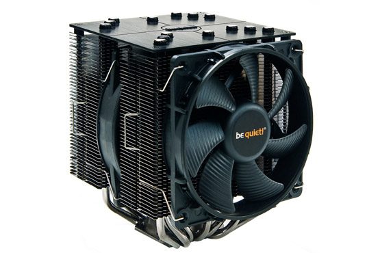 Be Quiet! intros Dark Rock 2 CPU cooler