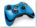 Chrome Xbox 360 controllers to hit the market