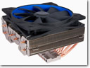 EKL announces Alpenfohn Gotthard processor cooler