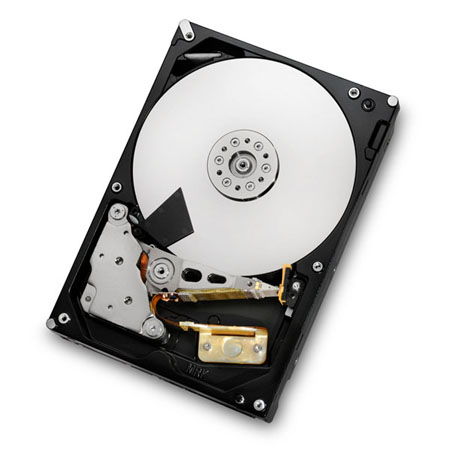 Hitachi Ultrastar hard drive