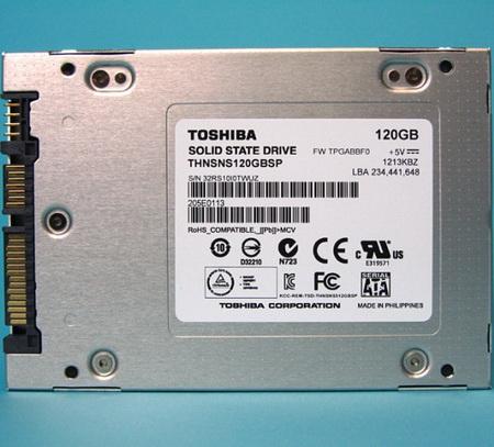 I-O Data Toshiba SSD