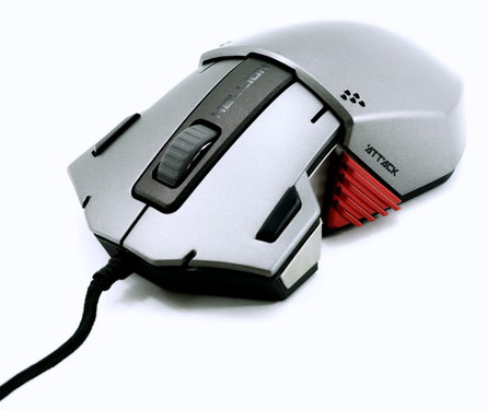Leetgion Hellion gaming mouse