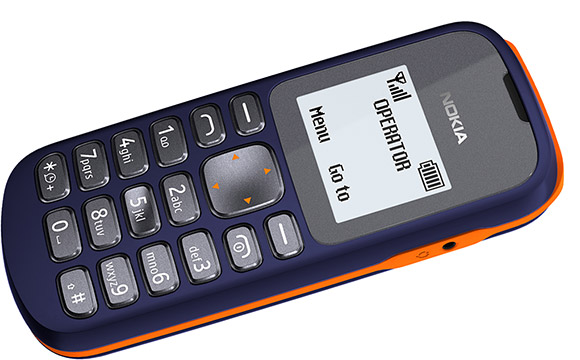 Nokia 103 mobile phone