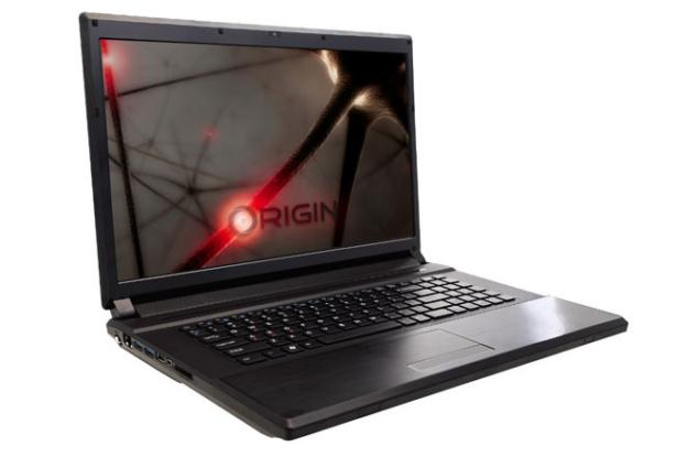Origin PC EON15-S gaming laptop