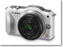 Panasonic Lumix GF5 is now officially here