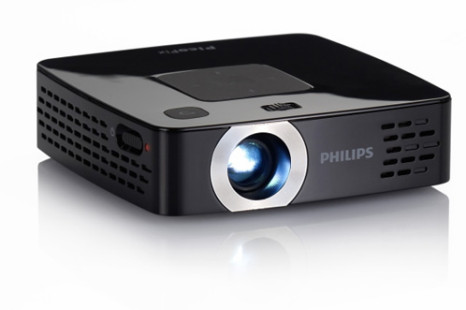 Philips launches PPX2480 pico projector in the UK