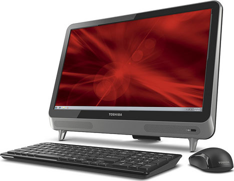 Toshiba LX815 All-in-One PC
