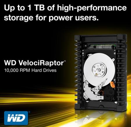 WD VelociRaptor 1 TB