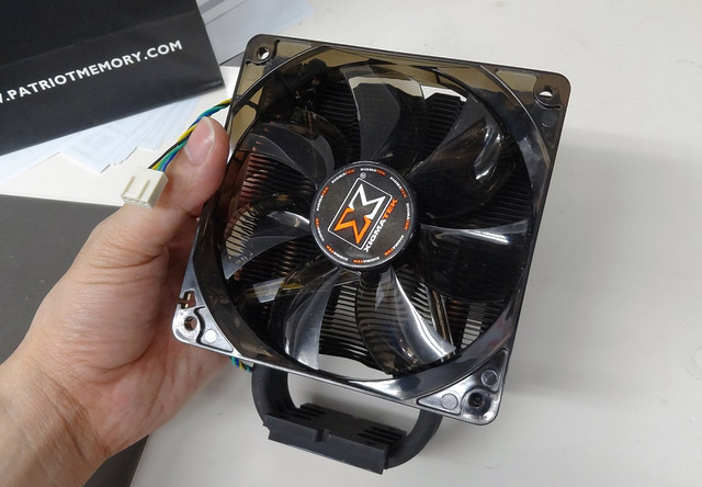 Xigmatek SD1283 Dark Knight cooler