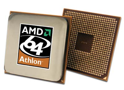AMD Athlon 64 microprocessor