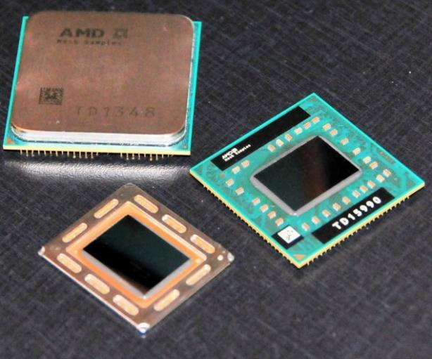 AMD Trinity A8 chips