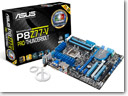 ASUS releases first Intel Thunderbolt-certified mobo 