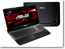 ASUS intros G75VW and G55VW gaming laptops