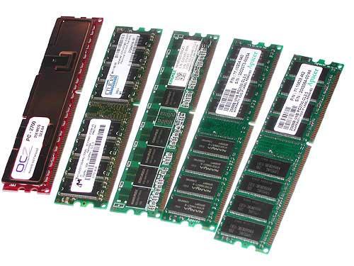DDR memory