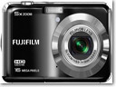 Fujifilm announces FinePix AX550 digital camera