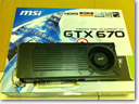 GeForce GTX 670 performance numbers leaked on the Net