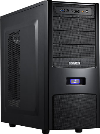 Gigabyte IF 133 PC case