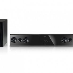 LG debuts 4.1-channel speaker
