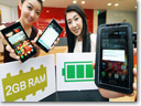 LG Optimus LTE II with 2 GB RAM now available in South Korea