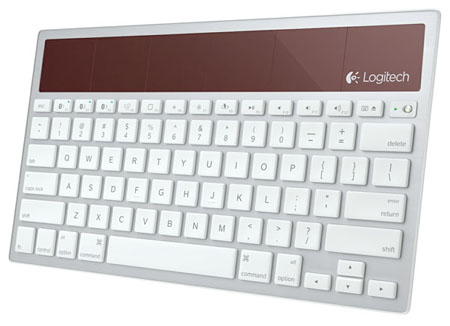 Logitech K760 Solar-Powered Keyboard