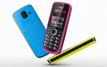 Nokia 110 112 phones