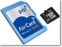 PQI unveils expandable Wi-Fi SD card