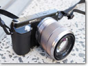 Sony rolls out Alpha NEX-F3 digital camera