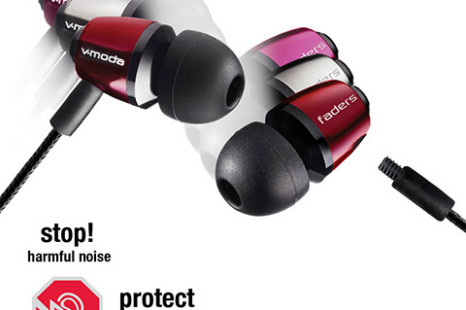 V-MODA announces new earplugs – the Faders VIP