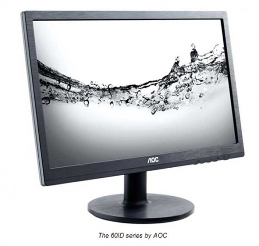 AOC 60ID series monitor