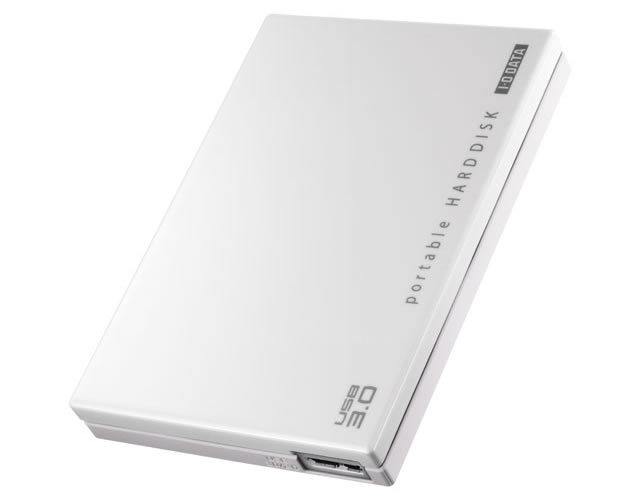 I-O Data HDPC-UT portable HDD