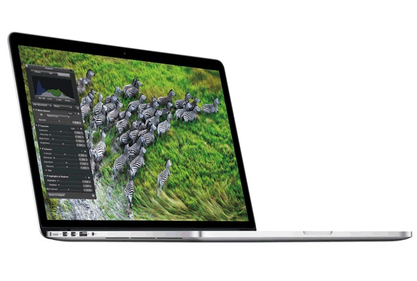 MacBook Pro Retina display notebook