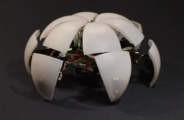 MorpHex robot ball
