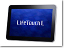 NEC reveals LifeTouch L tablets