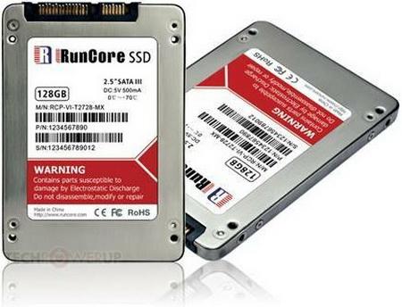 RunCore SSD
