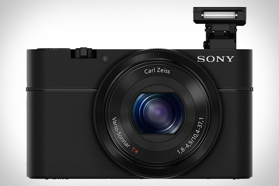 Sony RX100 Front