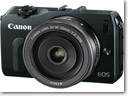 Canon EOS M specs leaked on the Internet