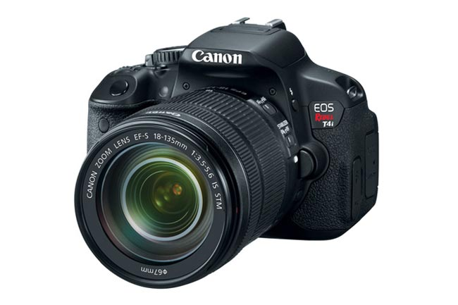 Canon EOS Rebel T4i