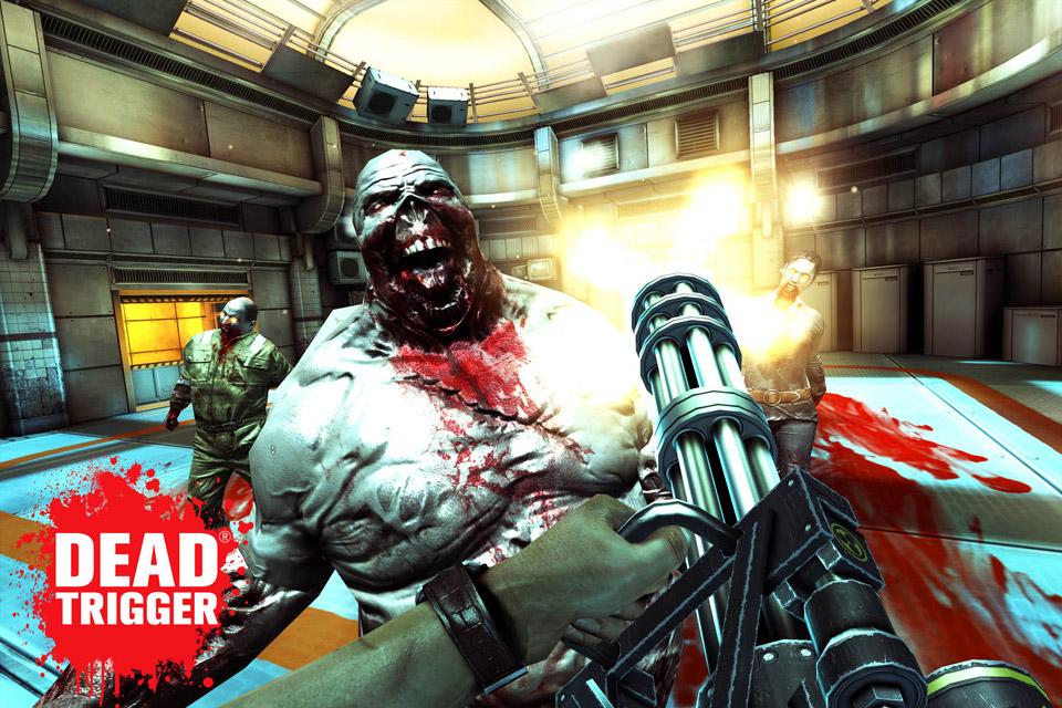 Dead Trigger Logo