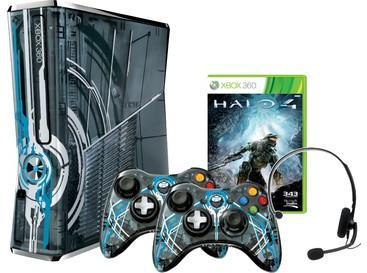 Halo 4 Limited Edition Xbox 360 Console