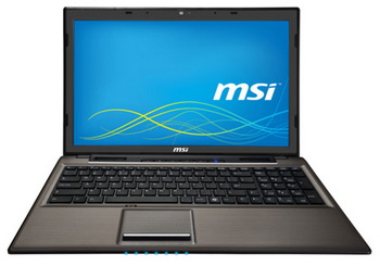 MSI CX61 multimedia laptop