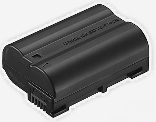 Nikon EN-EL 15 battery