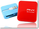 PNY adds first company card reader to product list