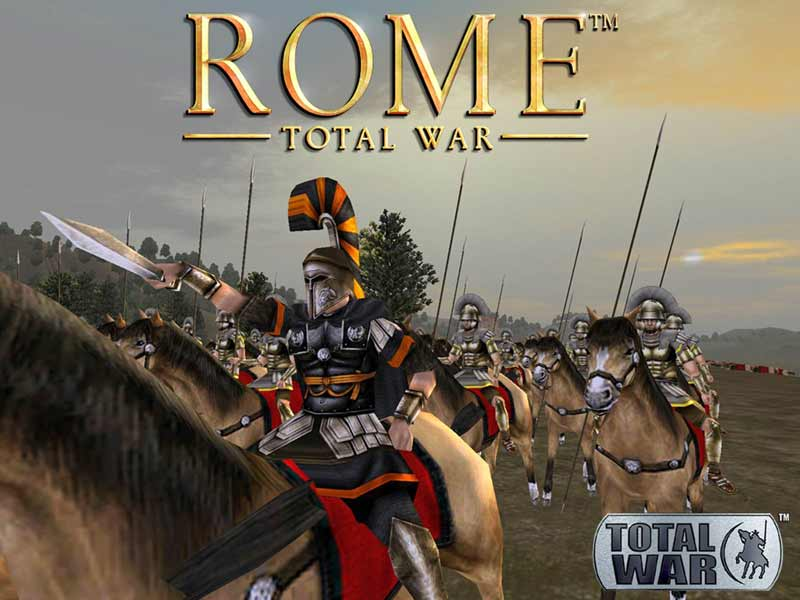 Rome Total War Logo