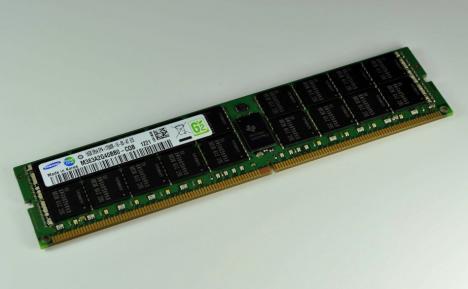 Samsung DDR4 memory