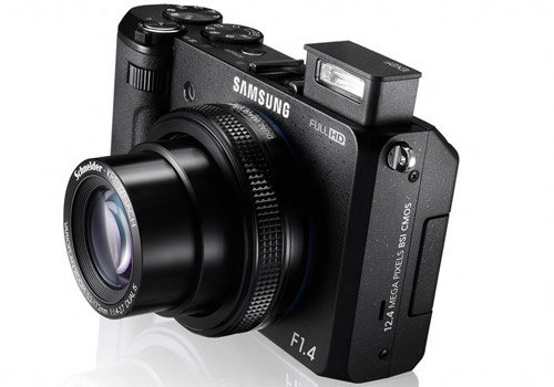 Samsung EX2F digital camera
