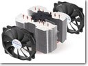Zalman announces high-end CNPS14X CPU cooler