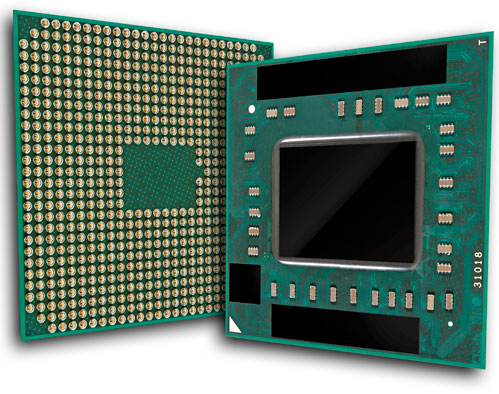 AMD Trinity chips