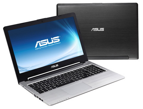 ASUS S series ultrabooks